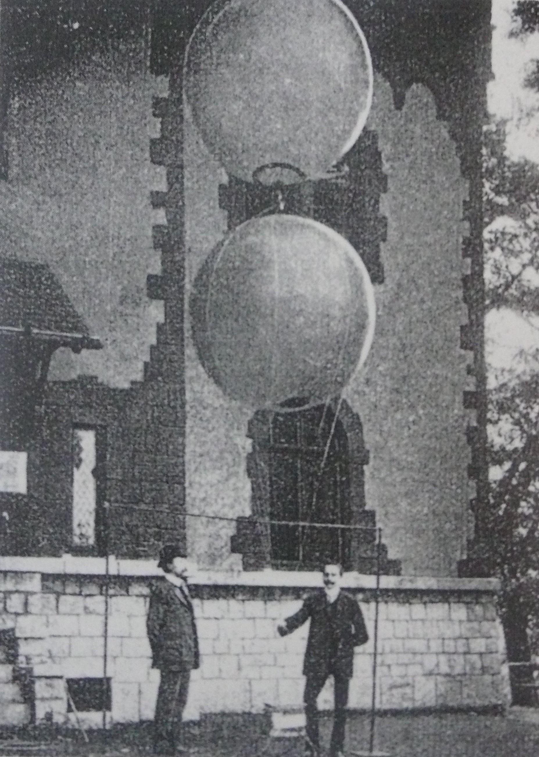 weerballon | Omhoog | Tijdschrift Terras