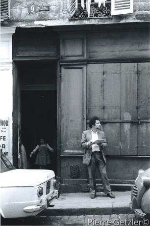 28 Georges Perec, Rue Vilin 1970. Foto Pierre Getzler (1)