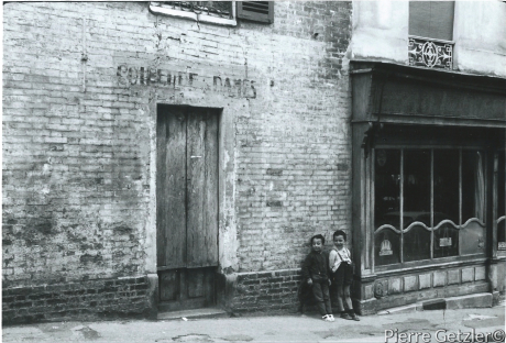 28 Rue Vilin 1970, Coiffure pour dames. Foto Pierre Getzler (1)