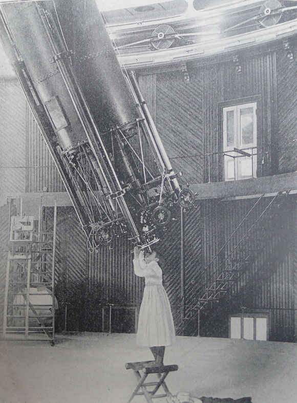 telescoop | Omhoog | Tijdschrift Terras