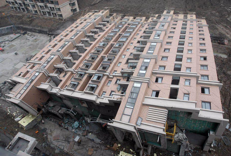 Building Collapsed In Sanpada-Mumbai India | Tijdschrift Terras