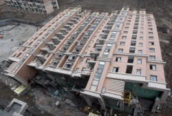 Building Collapsed In Sanpada-Mumbai India