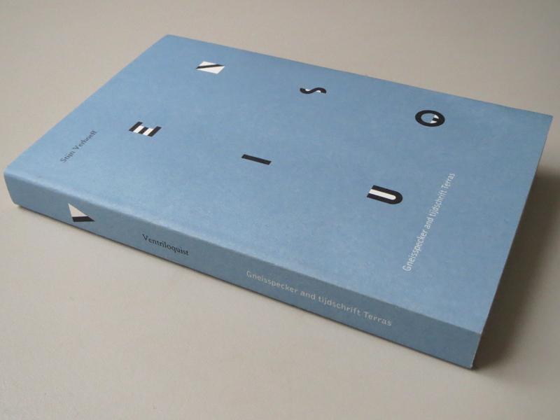 Ventriloquist boek | Tijdschrift Terras