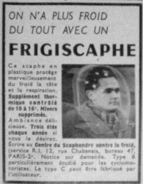 Frigiscaphe | Tijdschrift Terras