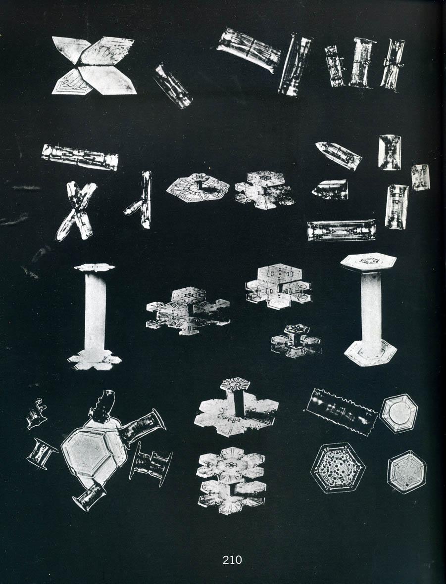 losse kristallen | Omhoog | Tijdschrift Terras