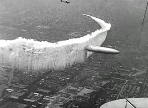Zeppelin watergordijn new york | Omhoog | Tijdschrift Terras